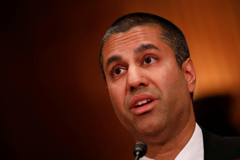 FCC chairman rejects Trump suggestion on broadcast licenses