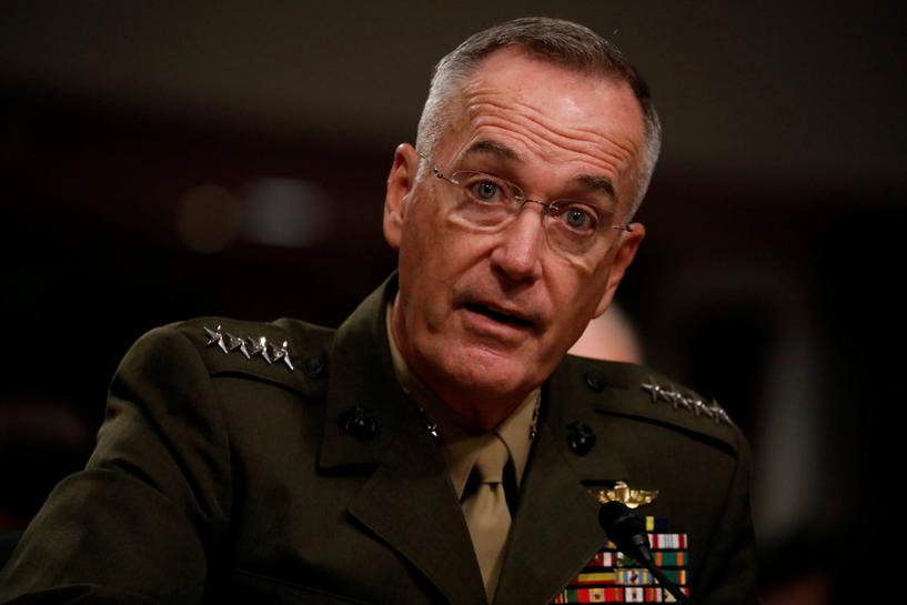 Top U.S. general says no sign soldiers in Niger took too many risks