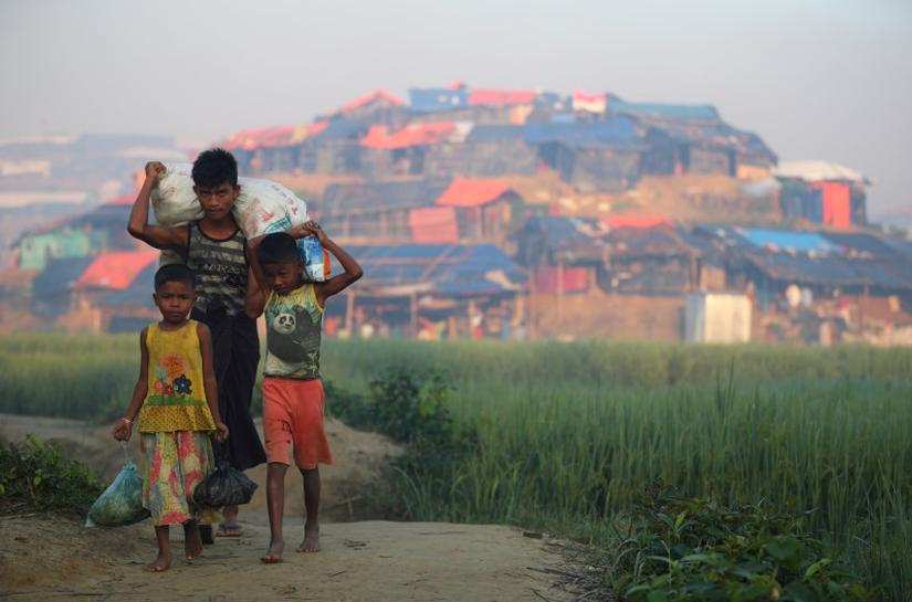 US says it is considering sanctions over Myanmar's treatment of Rohingya
