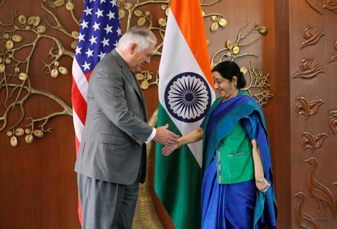 U.S. Secretary of State visits India