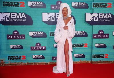 MTV EMA red carpet