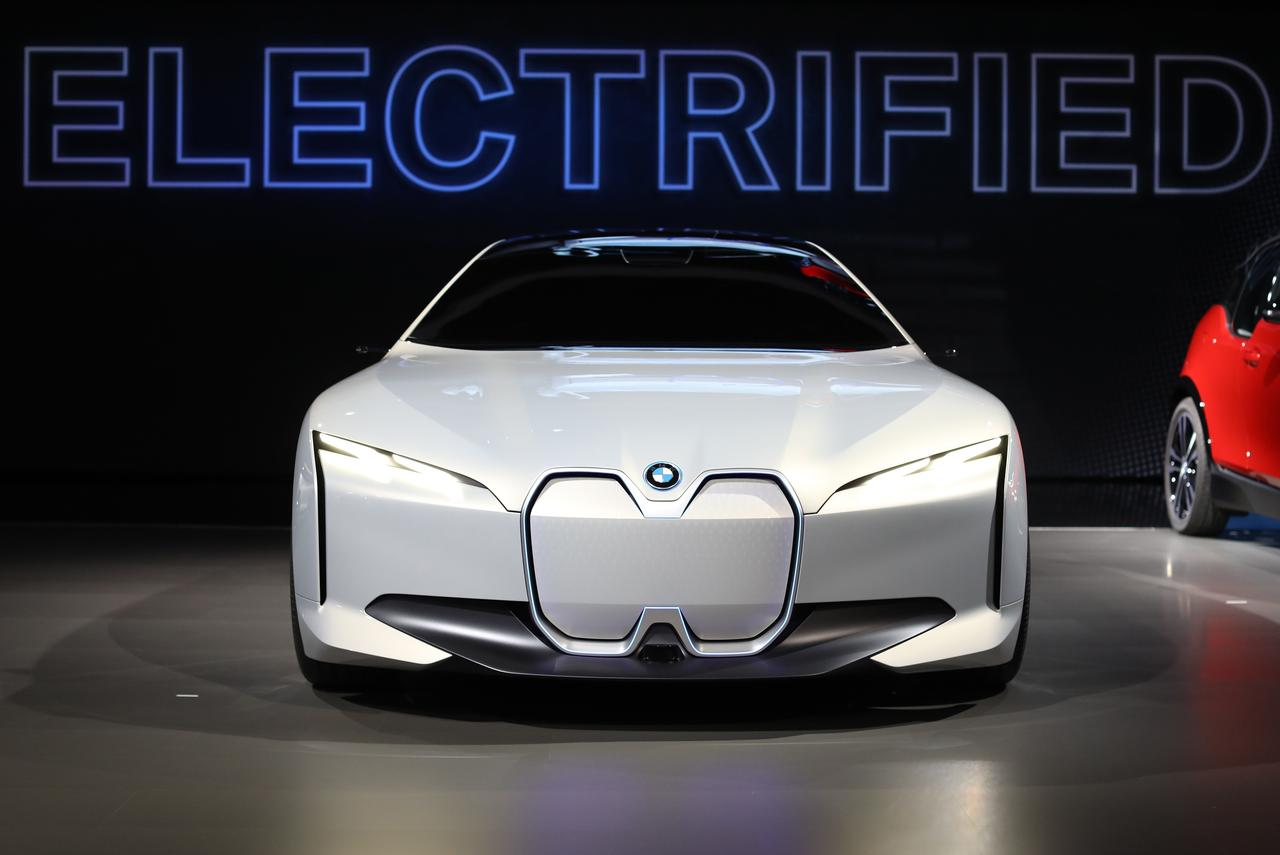 Bmw Looking For Partners To Develop Electric Small Cars Reuters