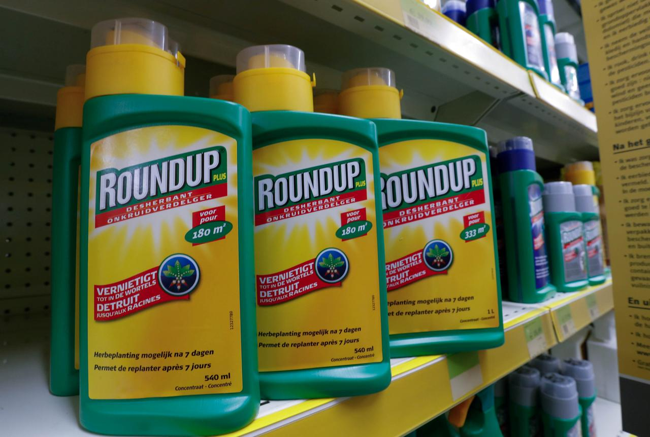 EU renews approval for herbicide glyphosate for five years
