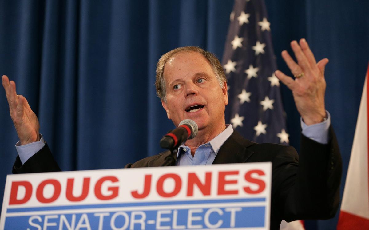 Alabama Senate race winner urges Republican rival to 'move on'