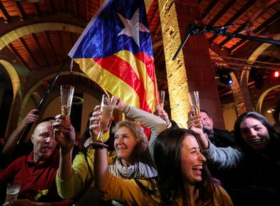 Catalan separatists win vote
