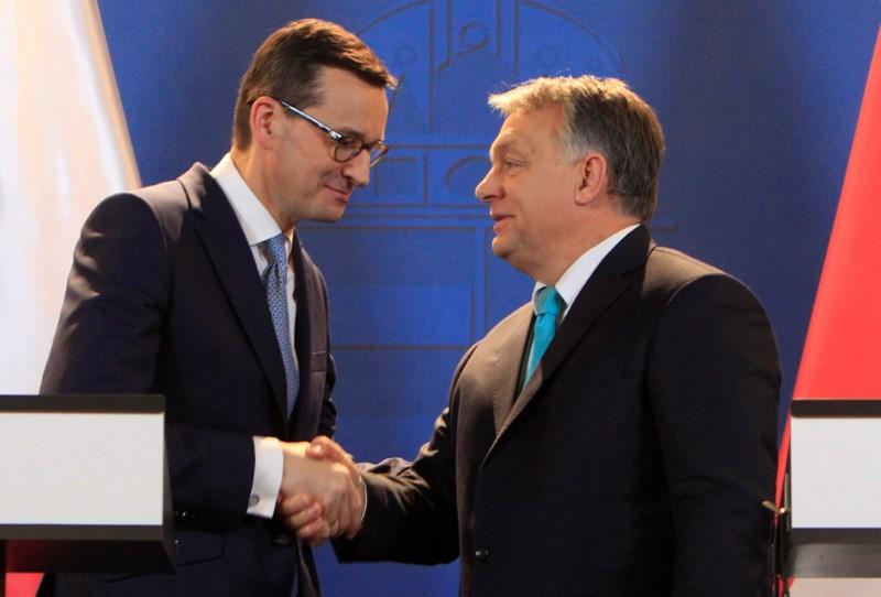 Hungary, Poland demand bigger say in EU, reject its migration policy