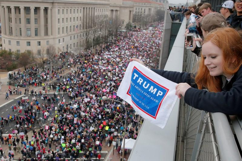 Image result for Power to the Polls: Women's March 2.0 aims to harness Trump opposition