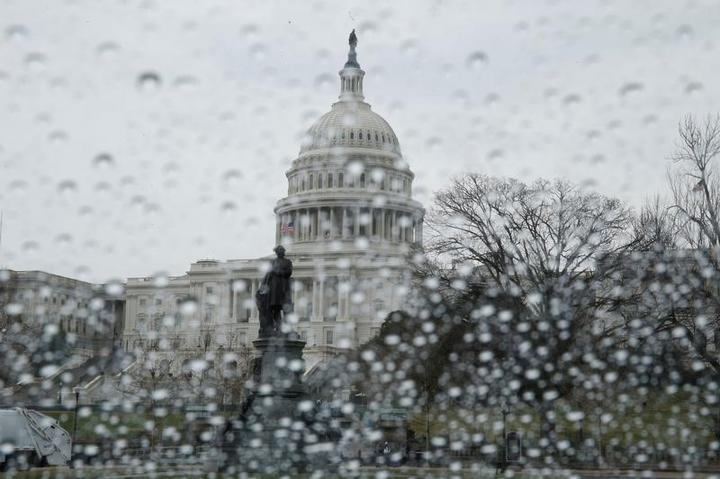 米上院指導部、つなぎ予算案で合意=民主党トップ