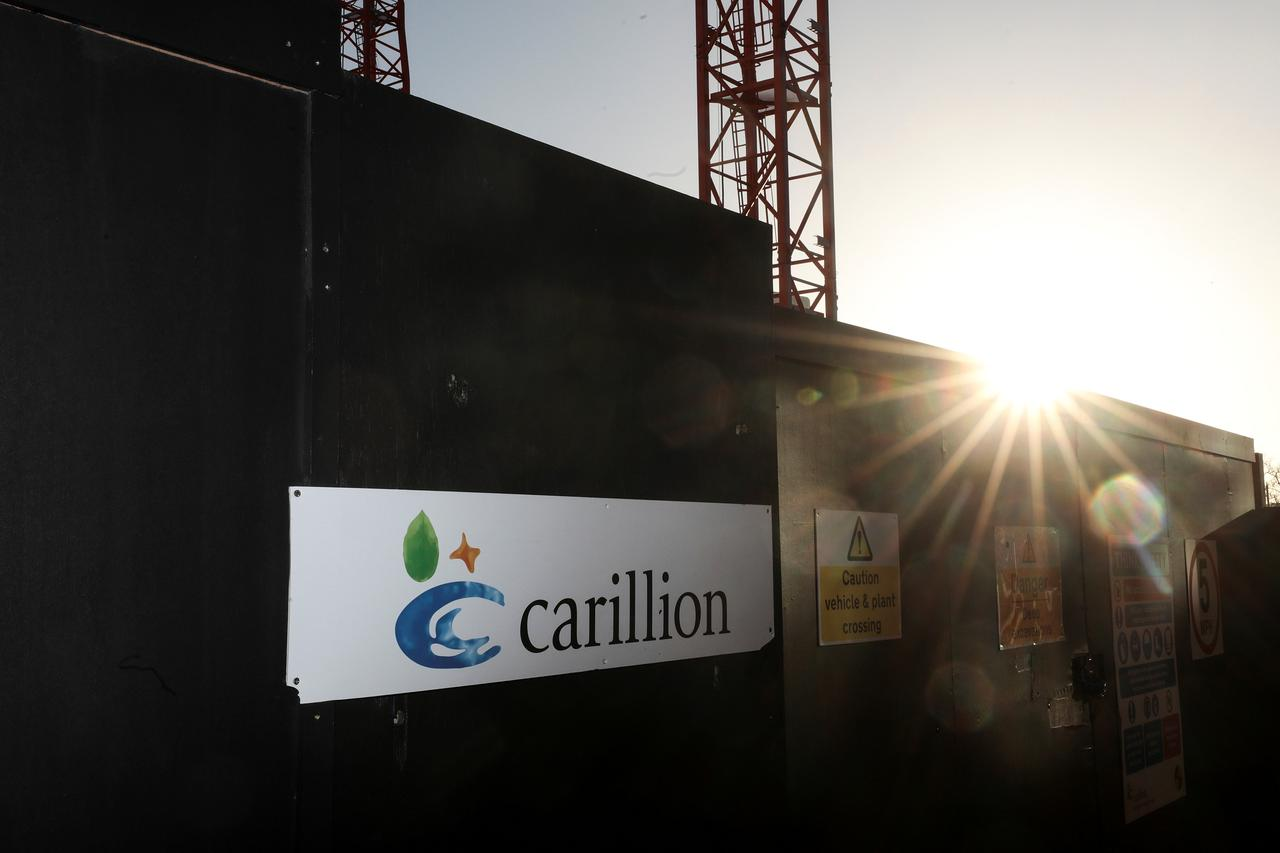 Image result for Carillion attempted to 'wriggle out' of pension obligations