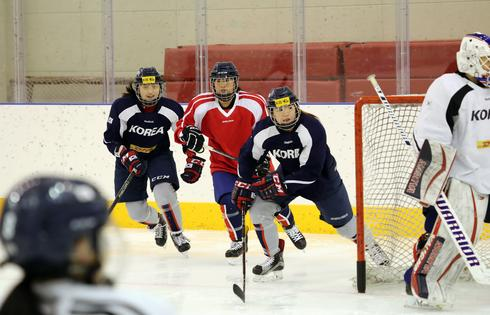 Korean hockey diplomacy