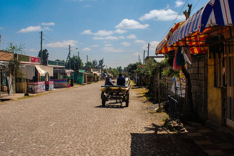 Expansion of Ethiopia's first industrial park reopens old
