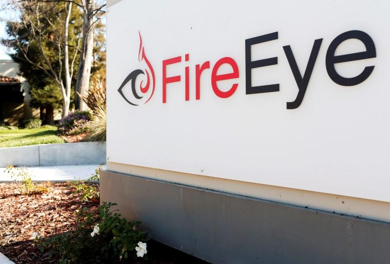 FireEye reports first-ever adjusted quarterly profit, shares