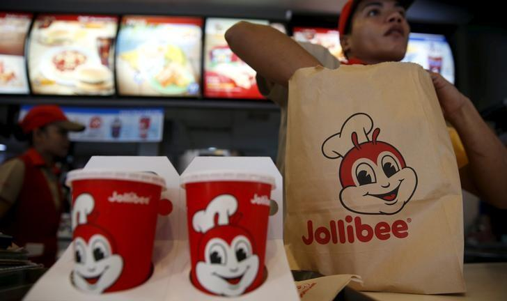Philippines' Jollibee raises stake in US-based Smashburger Master