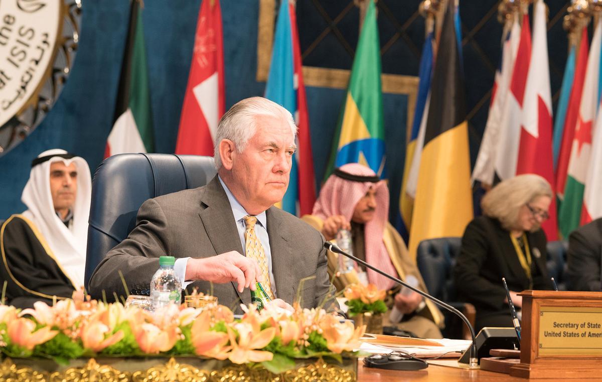 Iraq, U.S. Exim Bank to sign $3 billion agreement - Tillerson