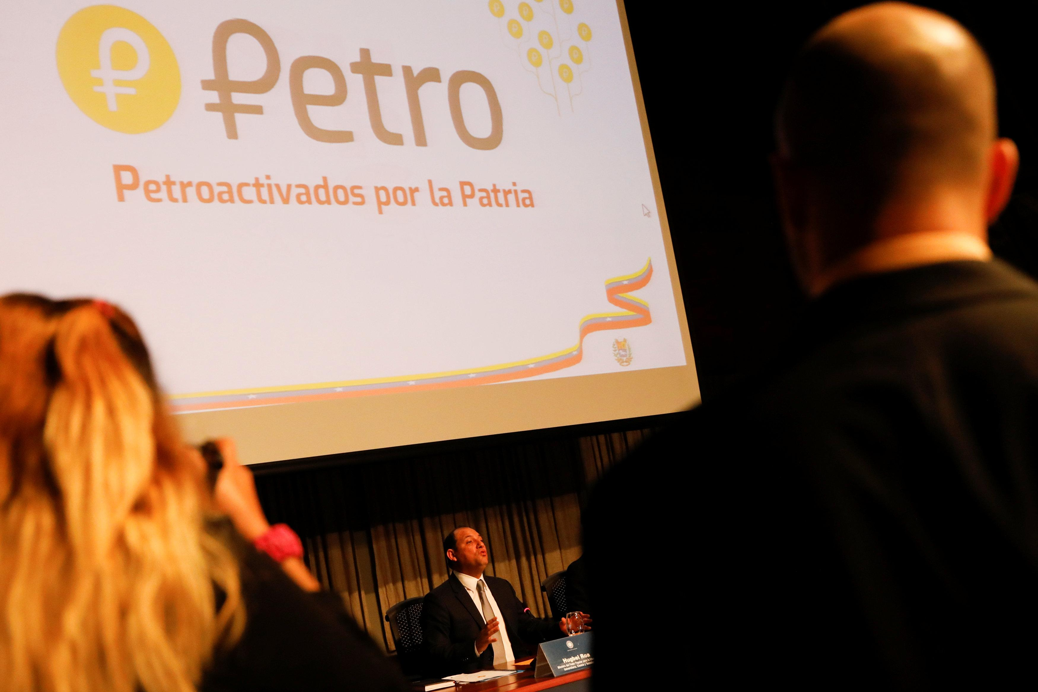 Venezuela cryptocurrency to draw investment from Turkey, Qatar-official