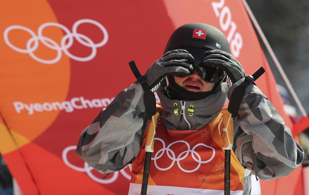 Olympics - Freestyle skiing: Illness no excuse for end to Boesch's...