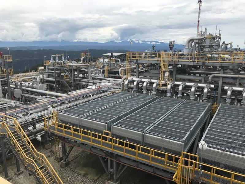 Five facts on Exxon's remote Papua New Guinea gas project