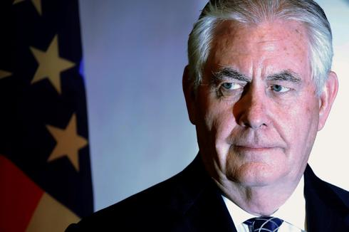 Secretary of State Rex Tillerson fired