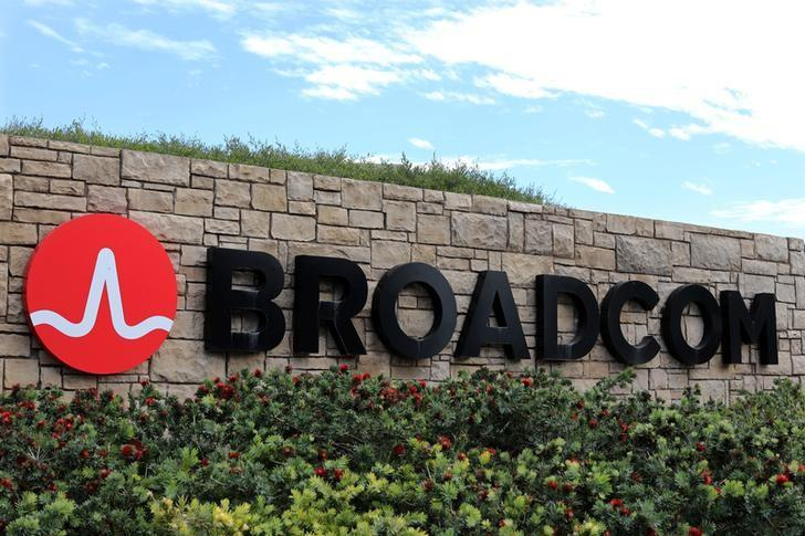 With Qualcomm Saga Behind It, Broadcom Tops Estimates
