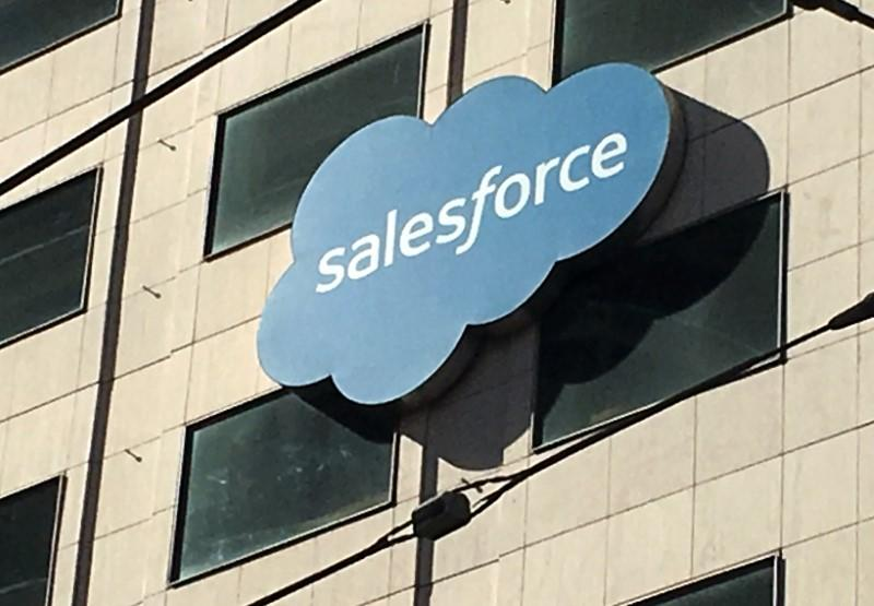 Exclusive: Salesforce in advanced talks to buy MuleSoft