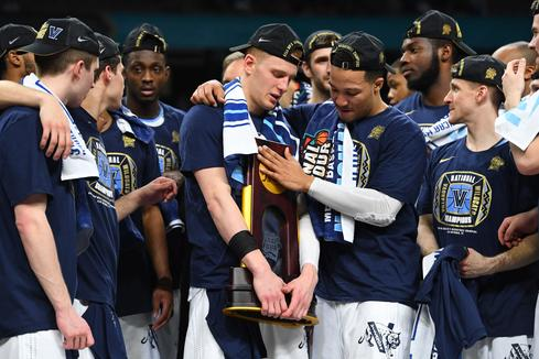 Villanova beats Michigan to win NCAA title