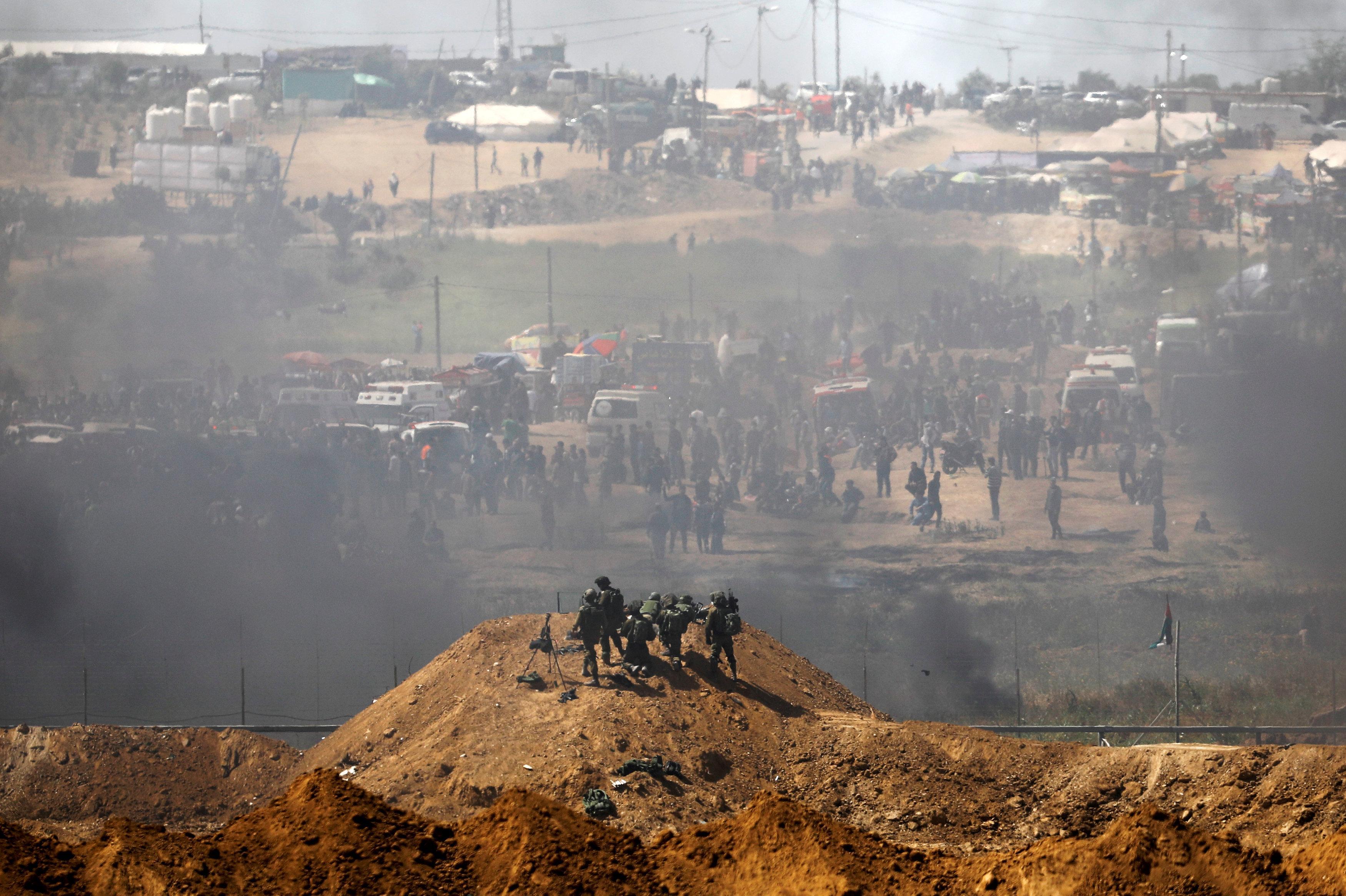 Explainer: Gaza's 70 years of woe - Reuters
