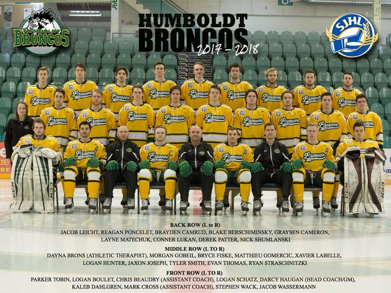Canada grieves after junior hockey team bus crash leaves 15