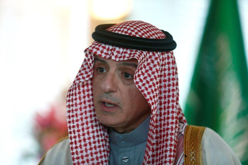 सऊदी अरब ने सीरिया के रासायनिक हमले के लिए न्याय का सामना करने के लिए फोन किया