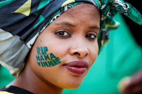 Memorials for Winnie Mandela