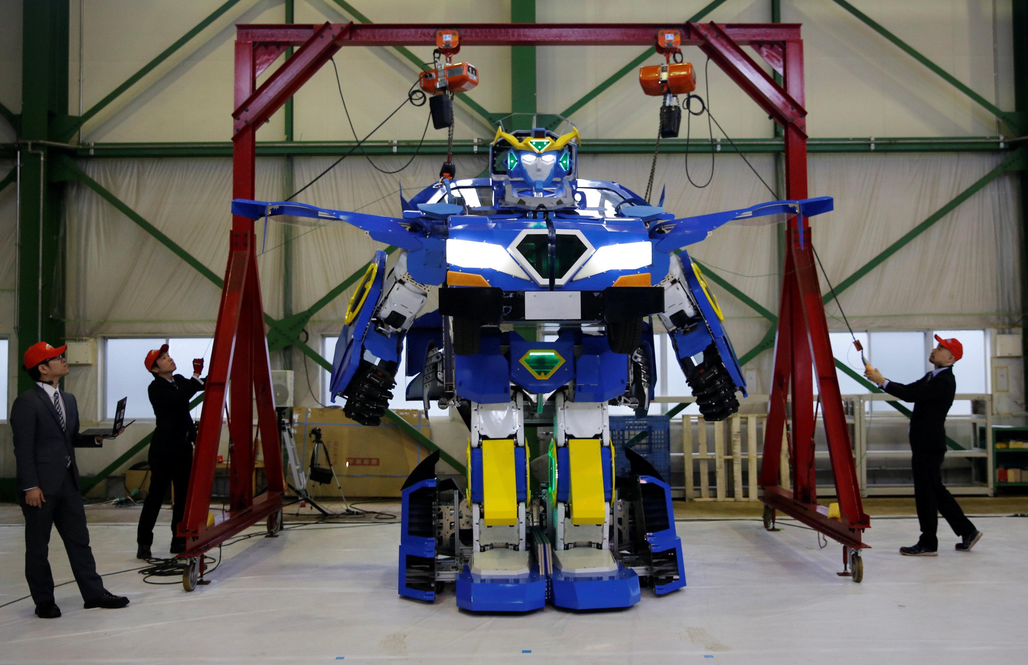 Картинки по запросу brave robotics transformer