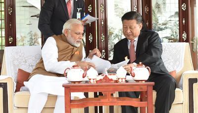PM Modi visits China