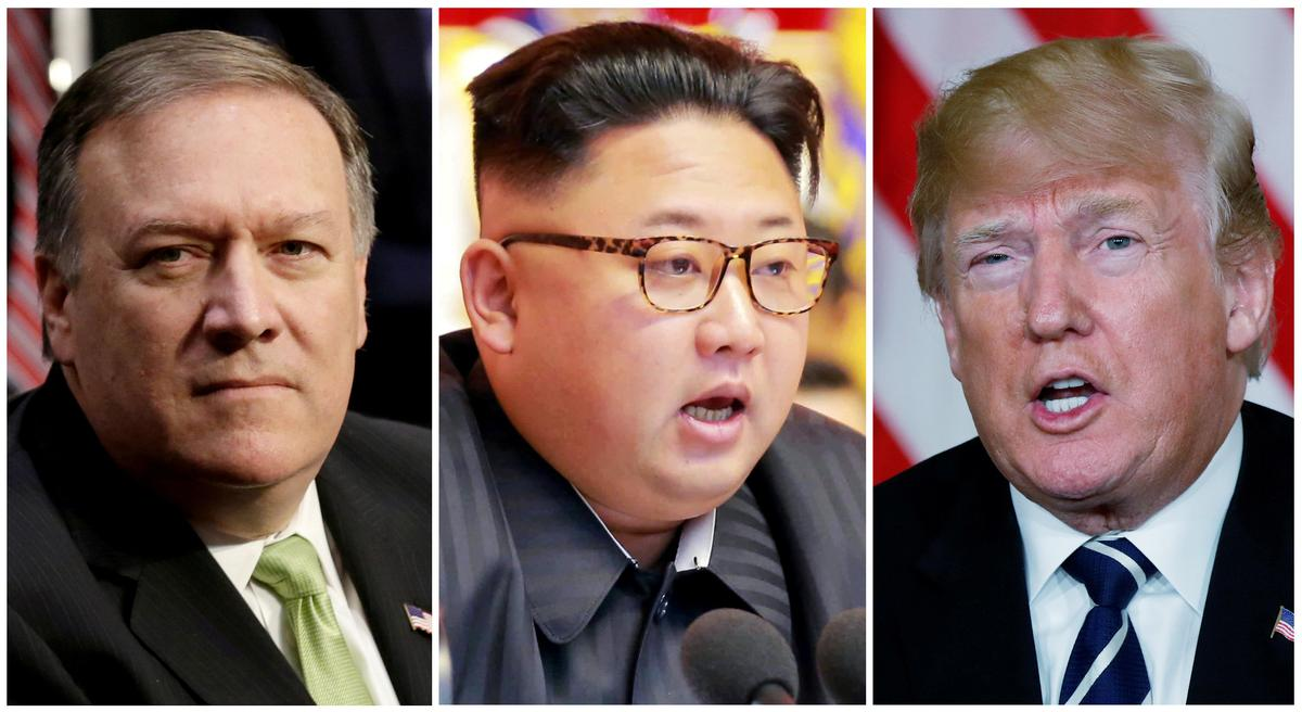Dc5n United States Mix In English Created At 2018 05 09 1829 Hoc Premium Double Breasted Black Suit Washington Reuters North Korea Released Three American Detainees And Handed Them Over To U S Secretary Of State Mike Pompeo On Wednesday