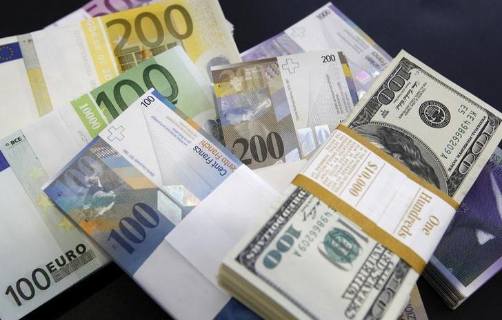 Commentary Hedge Funds Cut Gloomy Dollar Bets Vs Emerging Fx Swiss Franc