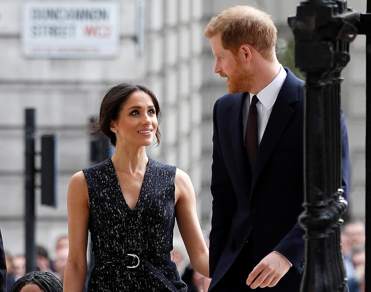 Megan And Harry Wedding.Harry Meghan And Megan To Crew British Airways Royal Wedding Flight
