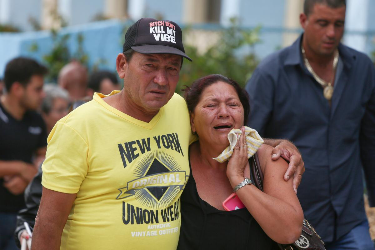 Cuba in mourning after worst plane crash in nearly 30 years