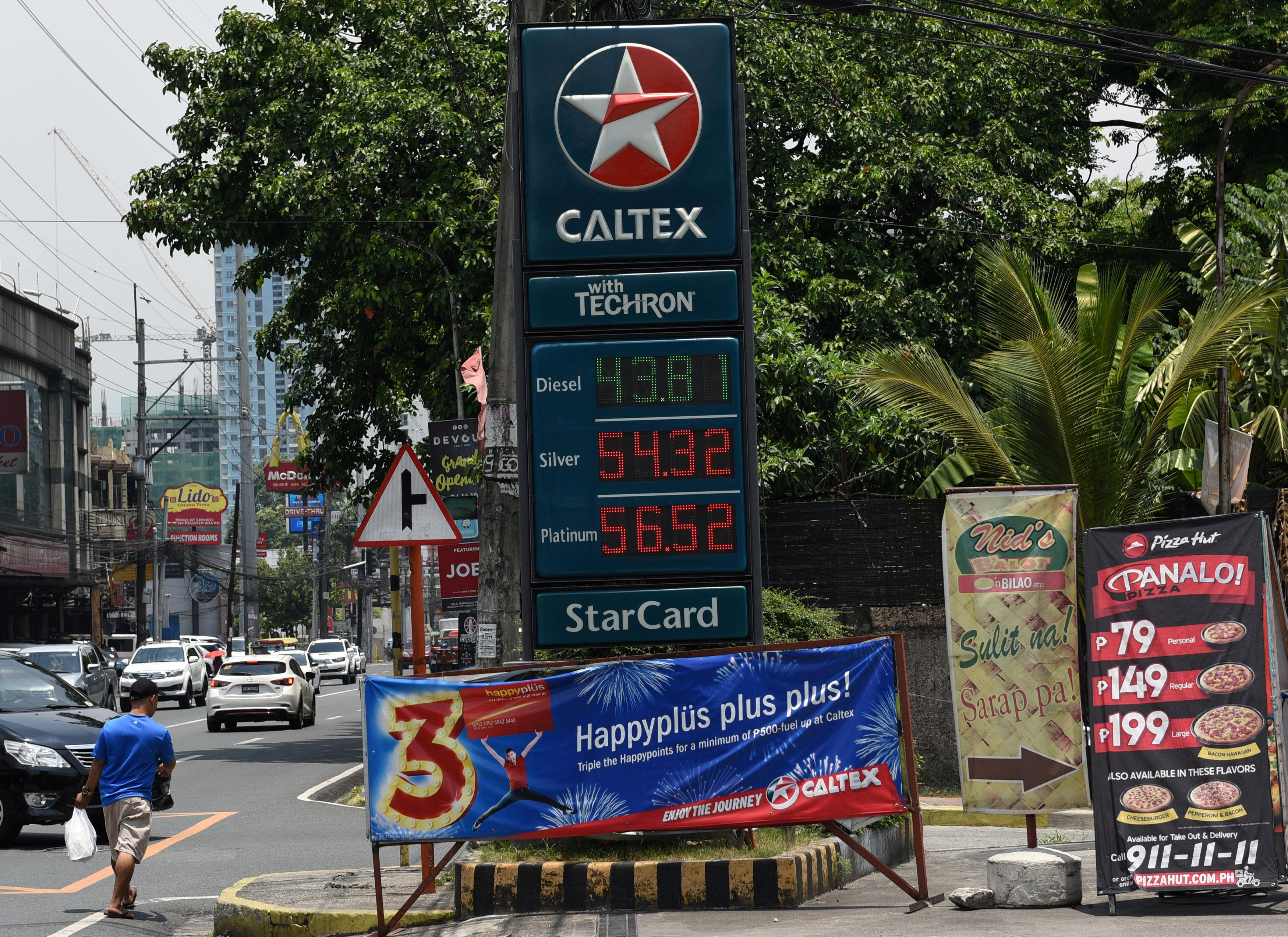 Inflation in Philippines a faultline for Duterte's 'Build