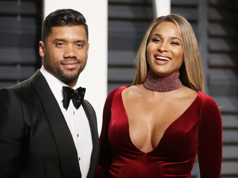 Russell Wilson and Ciara's ALL-IN Challenge Raises $240,000