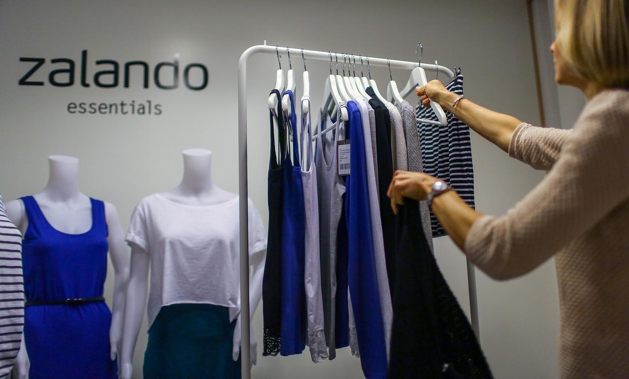 Image result for Zalando expands beauty provide to guys