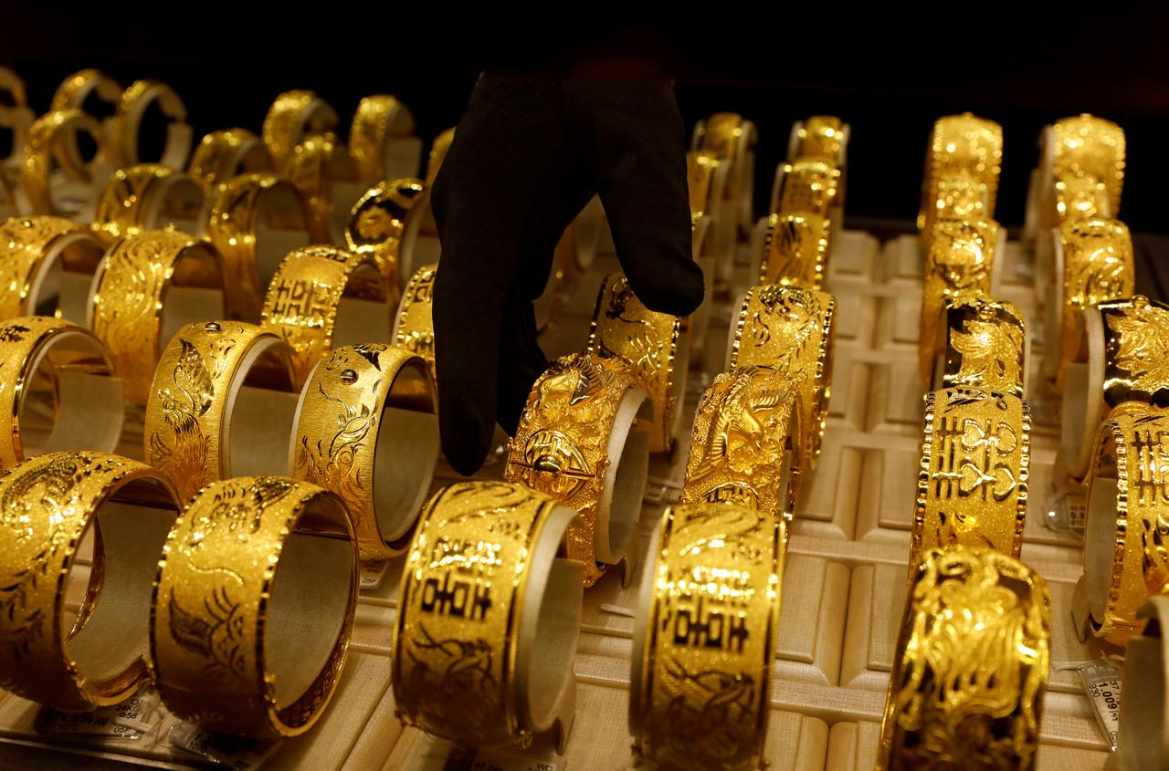 Gold Jewelry S Recovering In China