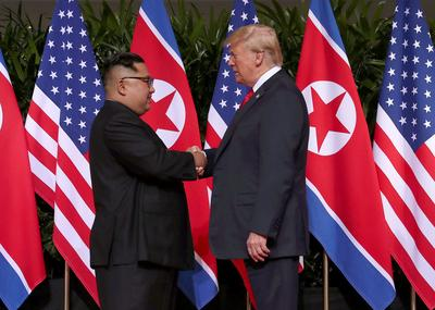 Historic U.S.-North Korea summit