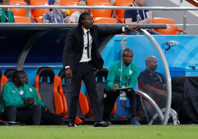 Cisse points finger at defence after 2-2 draw with Japan