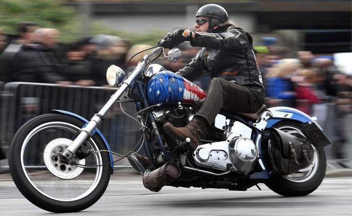 米ハーレー、欧州向けバイク生産を米国外に移転へ 報復関税に対処