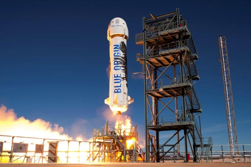It'll cost you at least US$200k for a ride on Bezos' rocket