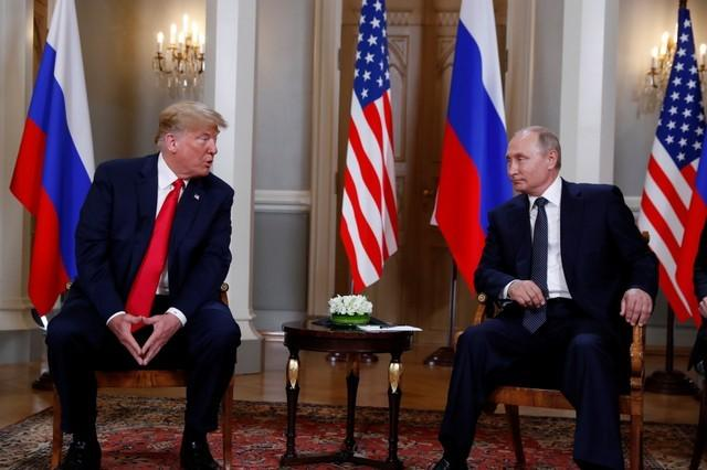 Face-to-face meeting between Putin and Trump ends: Interfax | Reuters