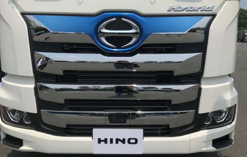 Japan's Hino Motors adds AI to hybrid trucks as rivals go all