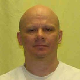 Death Row inmate Robert Van Hook, is shown in this undated photo provided July 17, 2018.  Ohio Department of Rehabilitation and Correction/Handout via