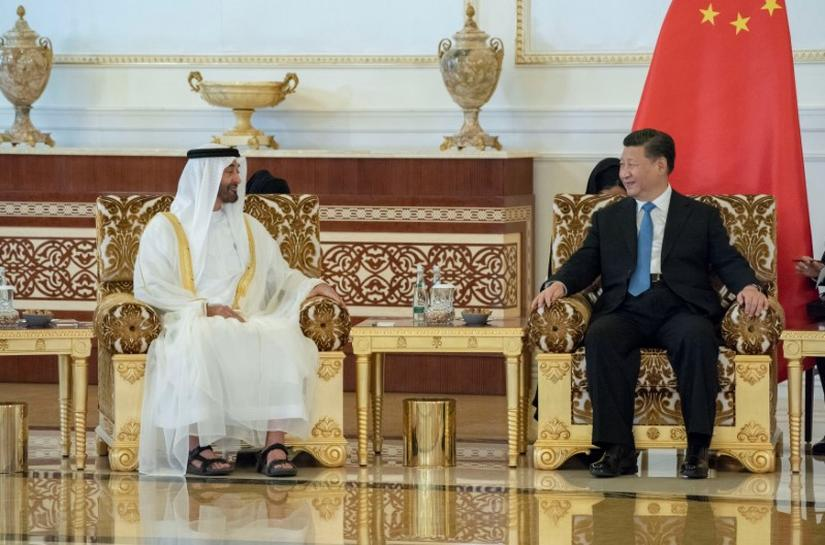 reuters.com - Reuters Editorial - China shows rising interest in Middle East during Xi visit to UAE