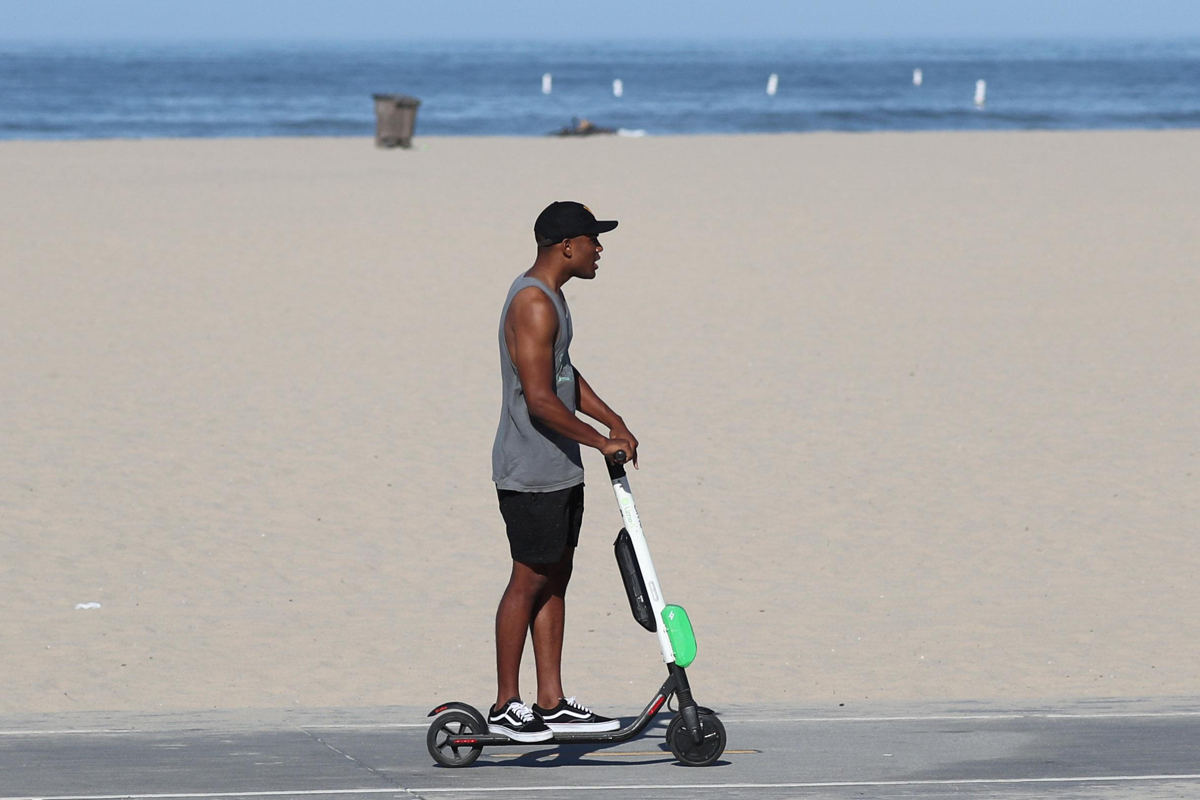 Scooter companies ride high on hope and hype - Reuters