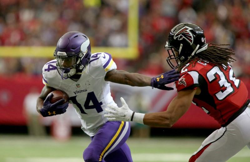 NFL notebook: Diggs signs five-year extension with Vikings   Reuters