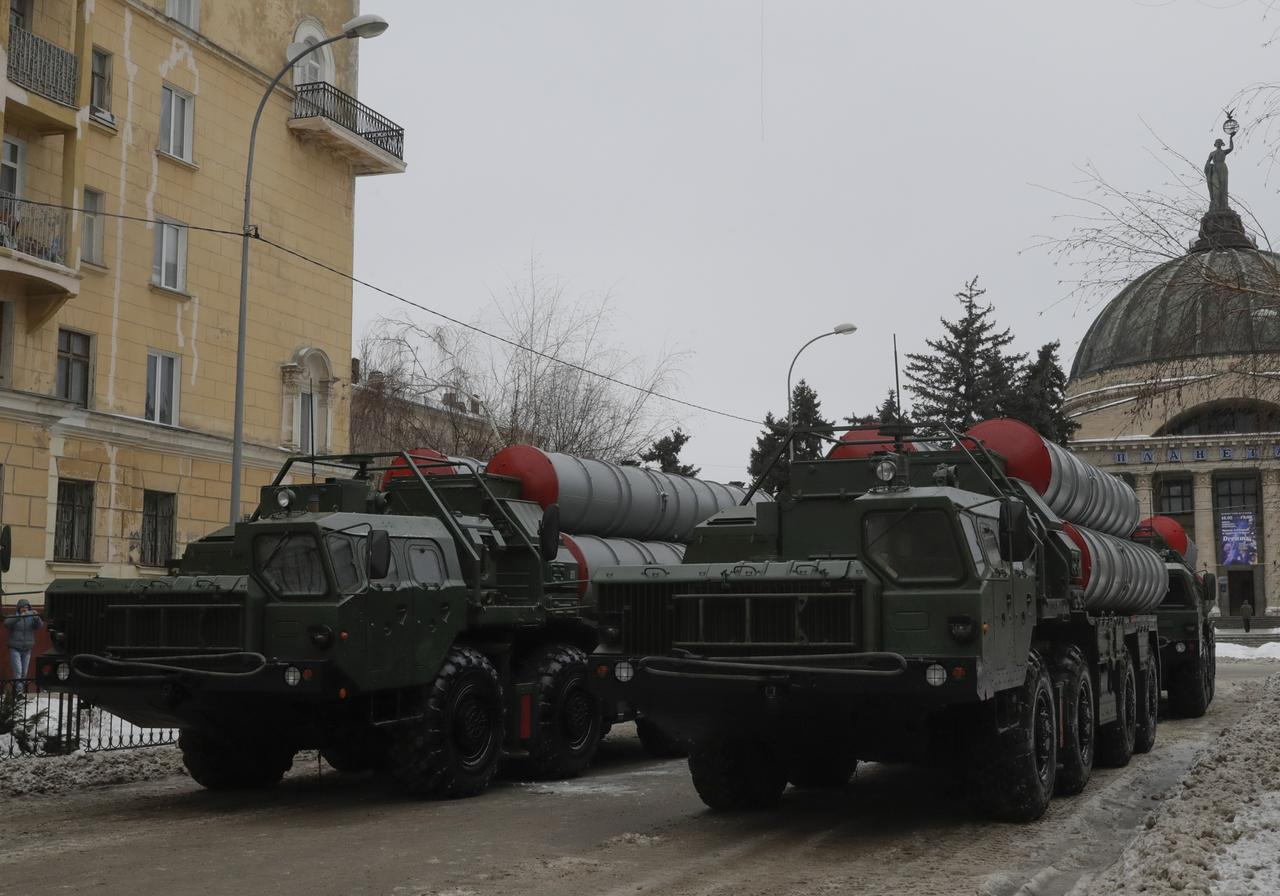 india not guaranteed u s sanctions waiver for russian missiles